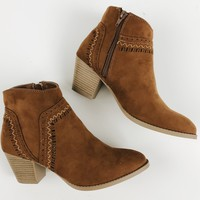 Morrison Bootie - Maple