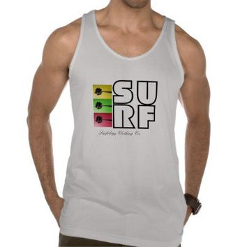 SURF Squared Tank from Zazzle.com