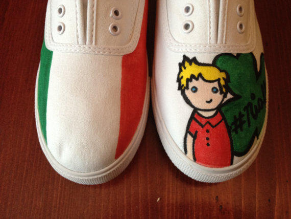 Niall Shoes