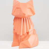 House of Disaster Origami Fox Lamp