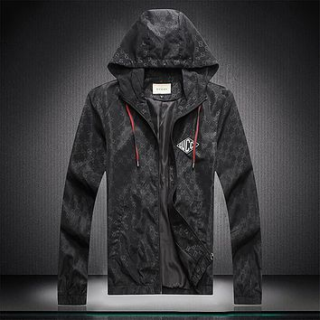 Boys & Men GUCCI Fashion Hoodie Cardigan Jacket Coat