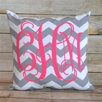 Custom Throw Pillow