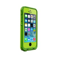 LifeProof iPhone 5s Case - Fre Series - Lime/Dark Lime