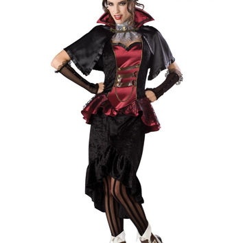 Vampire Cosplay Anime Cosplay Apparel Holloween Costume [9211505284]