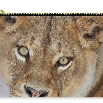 Lioness - Carry-All Pouch