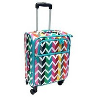 "French Bull 21"" Spinner Carry-On Luggage - Vee : Target"