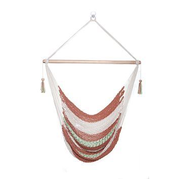 Mission Hammocks Hanging Hammock Chair - Ninette