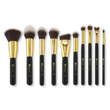 Sculpt and Blend 2 – 10 Piece Brush Set | BH Cosmetics