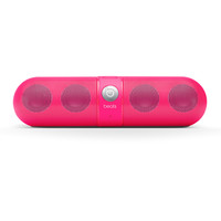 """GB"" Beats By Dre / Pill Neon Pink Bluetooth Speaker at Universal Music"