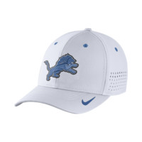 Nike Legacy Vapor Swoosh Flex (NFL Lions) Fitted Hat