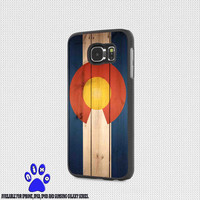 Wood Colorado State Flag for iphone 4/4s/5/5s/5c/6/6+, Samsung S3/S4/S5/S6, iPad 2/3/4/Air/Mini, iPod 4/5, Samsung Note 3/4 Case * NP*