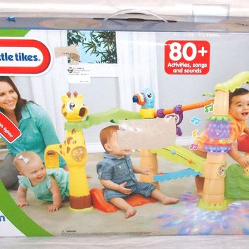 Little Tikes Activity Garden Treehouse 80+ Activities Songs Sounds 6-36 Months