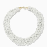 Braid and the Beautiful Choker Necklace   Jewelry   Charming Charlie