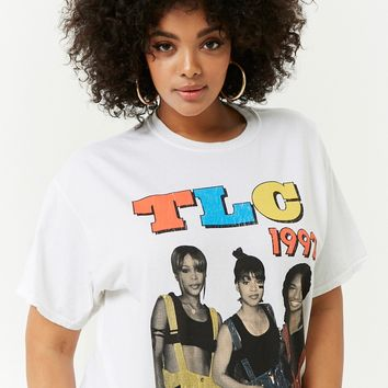 Plus Size TLC Graphic Tee