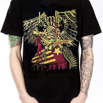 Lamb Of God T-Shirt - Killadelphia