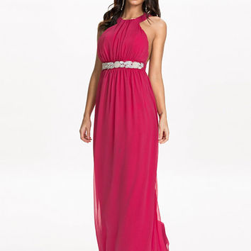Open Back Maxi Dress, NLY Eve