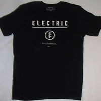 Permanent Vacation Skate & Surf Shop   Electric Corporate Identity Tee