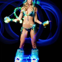 Seastar LED Outfit : Light-Up Rave Outfits from RaveReady.com