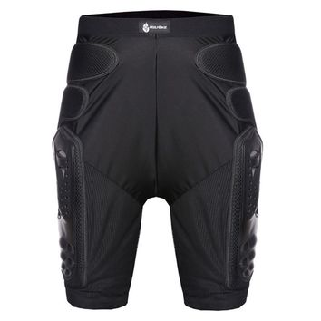 WOSAWE Brand Men Racing Cycling Motocross Short Pants Armor Motorcycle Hip Protector Pads Skating Gear Blouson High Quality