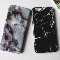 Old Style Marble Stone iPhone 7 7 Plus & iPhone 6 6s Plus & iPhone 5s se Case Personal Tailor Cover + Gift Box-482