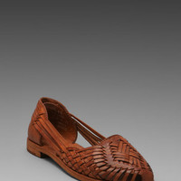 Frye Heather Hurricane in Cognac from REVOLVEclothing.com