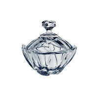 Calypso Crystal Candy Dish with Cover