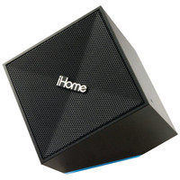 iHome Rechargeable Portable Bluetooth Speaker With Speakerphone