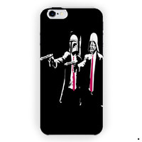 Star Wars Pulp New Darth Fiction For iPhone 6 / 6 Plus Case