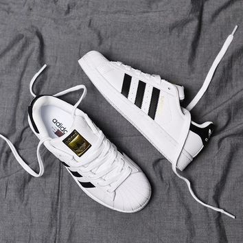 """""""Adidas"""" Superstar Shell toe Classic Casual Sneakers"""