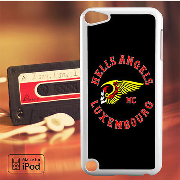 Hells Angels Logo iPod Touch 4 iPod Touch 5 iPod Touch 6 Case