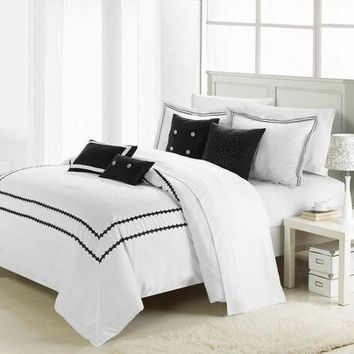 Chic Home Mandalay 7 Piece Comforter Set - Walmart.com