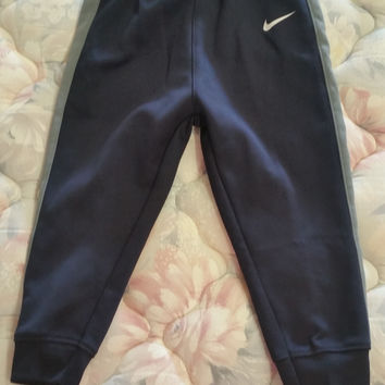 Nike Dri Fit Fleece Pants - 24 mos.