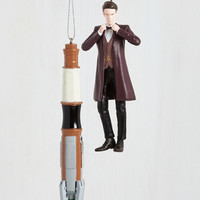 Sci-fi A Matter of Timey Wimey Ornament Set by ModCloth