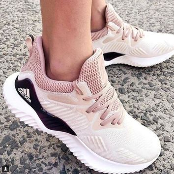 Adidas Women Leisure Sports Running Shoes