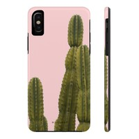 Candy Cactus Tough Phone Cases