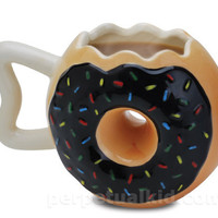 DONUT SHAPED MUG