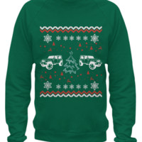 Christmas Jeep Shirt xmasjeep