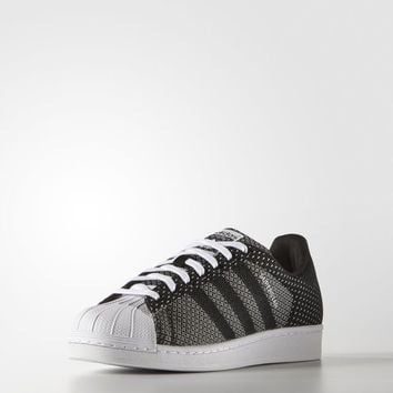 adidas Superstar Shoes Weave Black | from adidas | </p>                                 <!--bof Product URL -->                                                                 <!--eof Product URL -->                                 <!--bof Quantity Discounts table -->                                                                 <!--eof Quantity Discounts table -->                             </div>                         </div>                                             </div>                 </div> <!--eof Product_info left wrapper -->             </div>         </div>     </section>      <section class=
