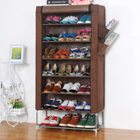 Dustproof Korean Multi-function Storage Shoes Shoes Rack [11620099023]