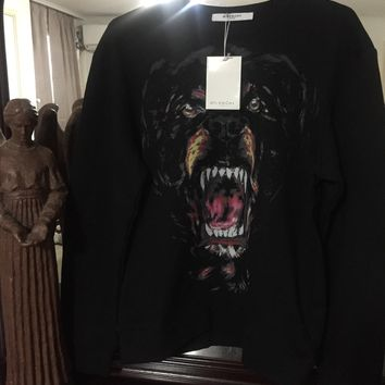 Givenchy 'Size Eu XL' (Rottweiler Sweat Shirt!!)