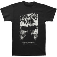 Motionless In White Men's  Phoenix (Import) T-shirt Black
