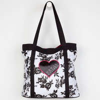 Metal Mulisha Calling Me Tote Bag Black One Size For Women 22870310001