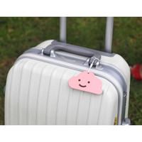 2NUL Cloud travel luggage name tag strap