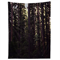 Leah Flores Woods Tapestry