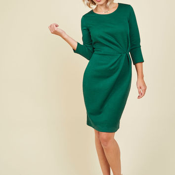 Raise Some Wows Sheath Dress | Mod Retro Vintage Dresses | ModCloth.com