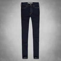 A&F Super High Rise Jeggings