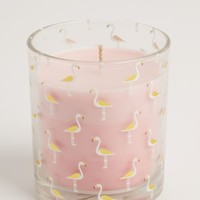 Foiled Flamingo Pineapple Sriracha Candle | Candles | rue21