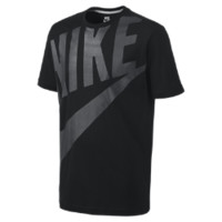 Nike Exploded Futura Men's T-Shirt - Black