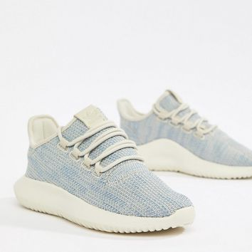 adidas Originals Tubular Shadow Trainers In Beige at asos.com