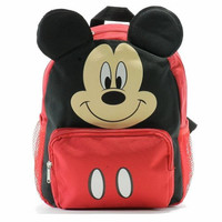 Birthday Gift - Disney Mickey Mouse 3D Ears Toddler Backpack and Gift Set